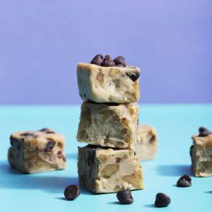 Chocolate Chip Walnut Fudge Recipe by Bake Believe