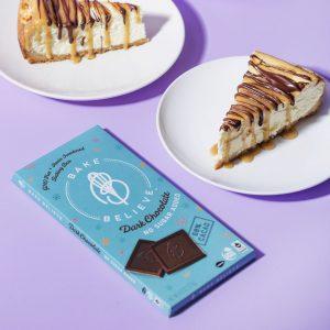 Caramel-Chocolate Cheesecake