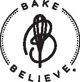 Bake Believe Baking Chips & Baking Bars Logo