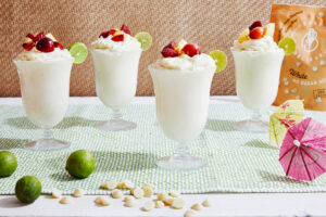 White Chocolate Key Lime Delight